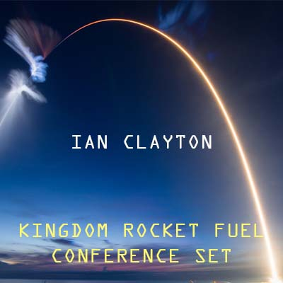 Kingdom Rocket Fuel - Conference Set